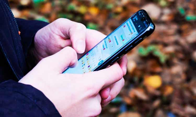 apps de mensajería