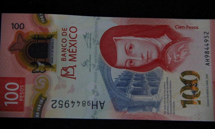 Nuevo billete de 100 pesos se vende hasta en 16 mil en internet