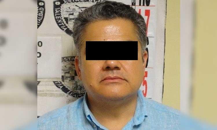 Exauditor de Duarte acusado por evasión fiscal con robo de identidad