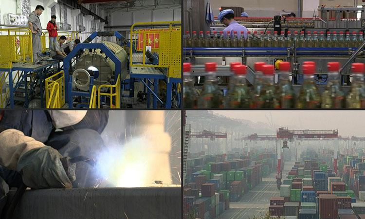 COVID-19: PIB de China crece en 2020 pese a pandemia
