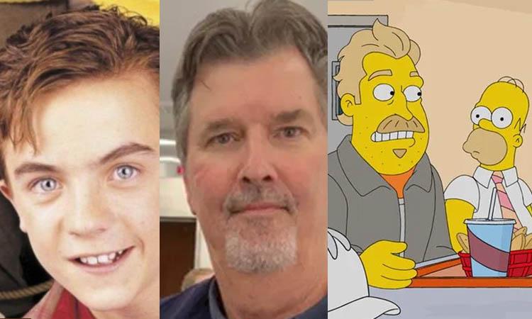 Murió David Richardson, escritor de 'Los Simpson' y 'Malcolm'
