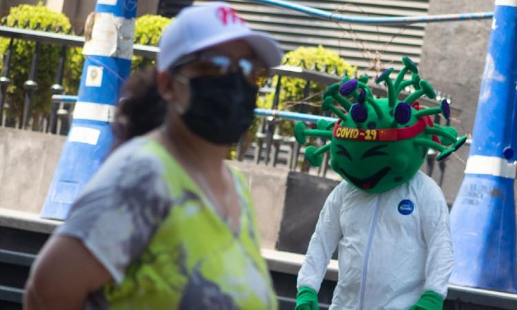 Reporte coronavirus en México, 3 de enero de 2021