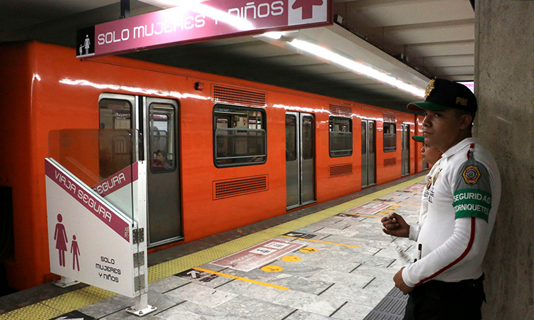 Metro CDMX: logran restablecer luz en Línea 1, tras incendio