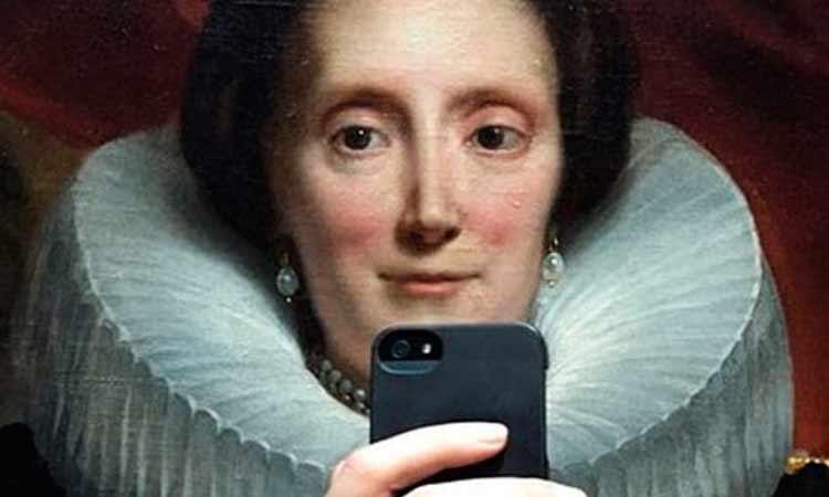 Día de la selfi en el museo 2021