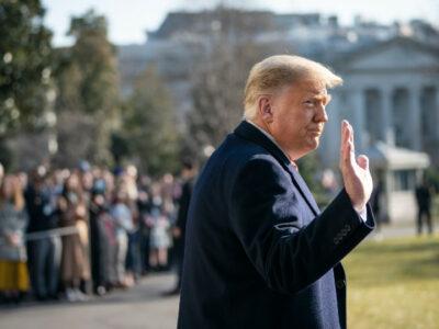 ¿Qué hará Donald Trump durante su último día como presidente de Estados Unidos?