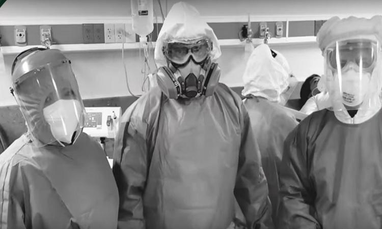 Médicos del IMSS piden a población tener empatía