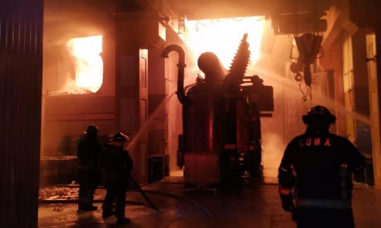 Así era el Centro de Control del Metro antes del incendio
