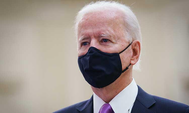 Joe Biden, presidente de Estados Unidos. Foto: AFP