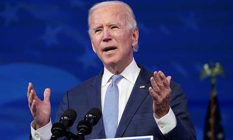 """Kamala Harris será la """"mano derecha"""" de Joe Biden. Foto: Reuters"""