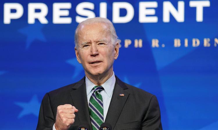 Celtic: el nombre en clave del Servicio Secreto para Joe Biden
