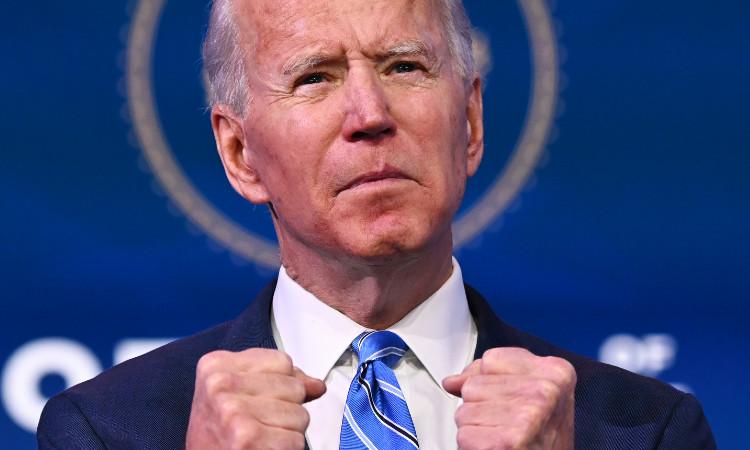 Joe Biden suspenderá construcción del muro en la frontera con México