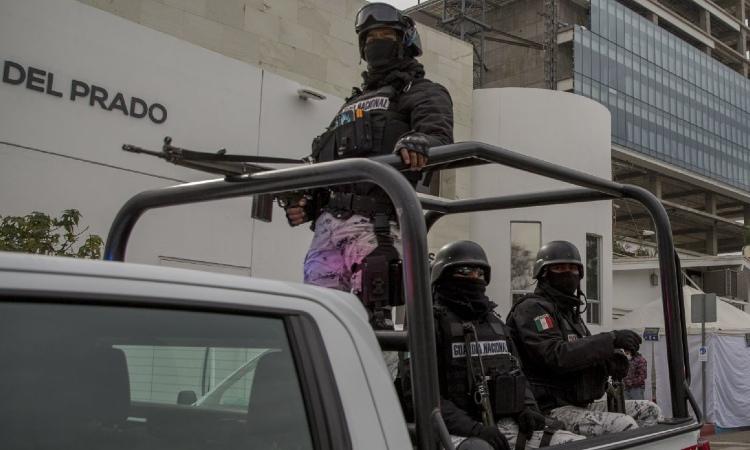 "Liberan a elementos de la Guardia Nacional ""levantados"" en Jerez"