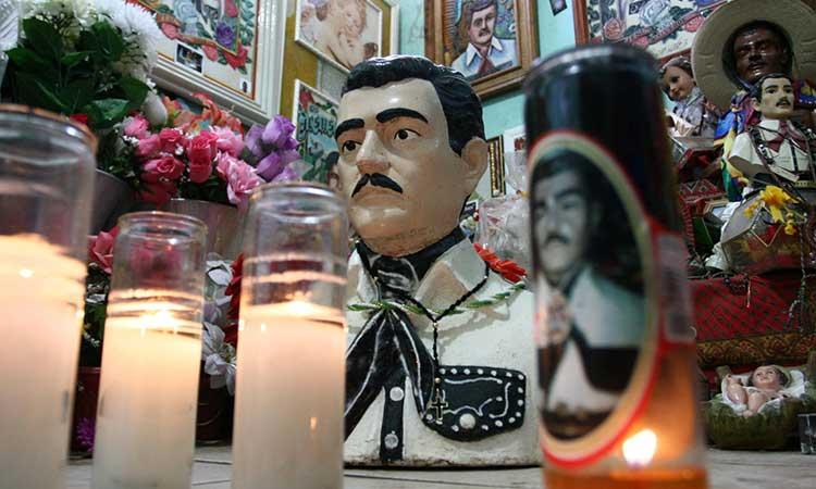 Jesús Malverde, el santo de los narcos y su oración