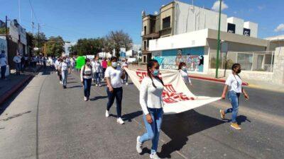 Joven Mariana: marchan en Chiapas para exigir justicia