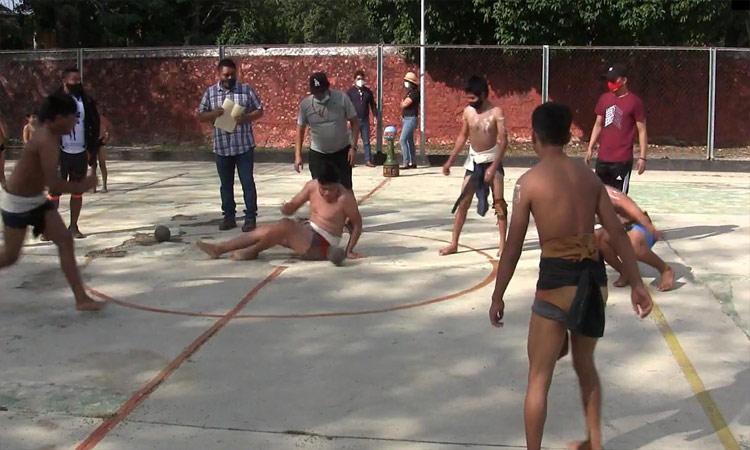 Yucatán: Regresa juego de pelota a las canchas