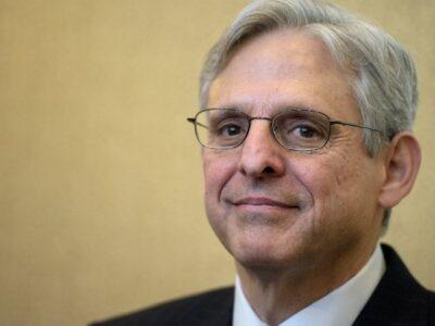 Merrick Garland Secretario De Justicia