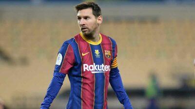 Revelan contrato de Lionel Messi con el Barcelona por 555 millones de euros