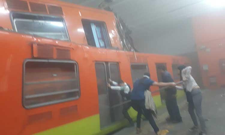Metro de la CDMX: accidentes ocurridos en este milenio