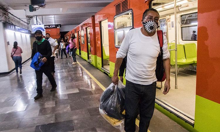 Reanudación del servicio en Líneas 4, 5 y 6 del Metro de CDMX