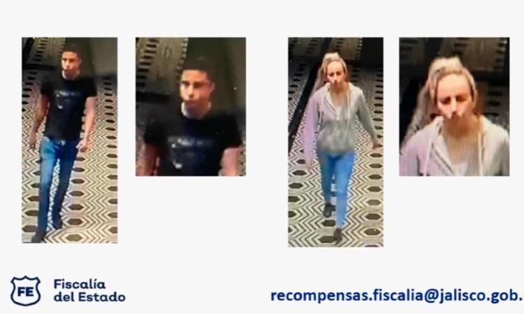 Fiscalía de Jalisco ofrece 1 mdp por información de dos presuntos implicados en asesinato de Aristóteles Sandoval
