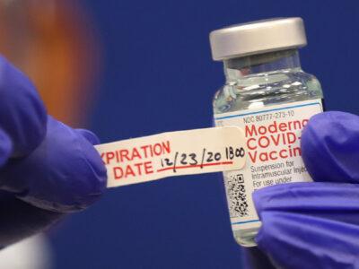 Vacuna Moderna: Agencia Europea de Medicamentos aprueba su uso contra el COVID-19
