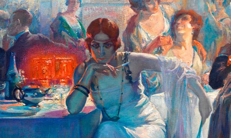 museo del prado mujeres