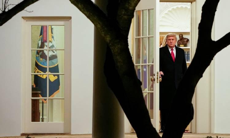 Donald Trump juicio político