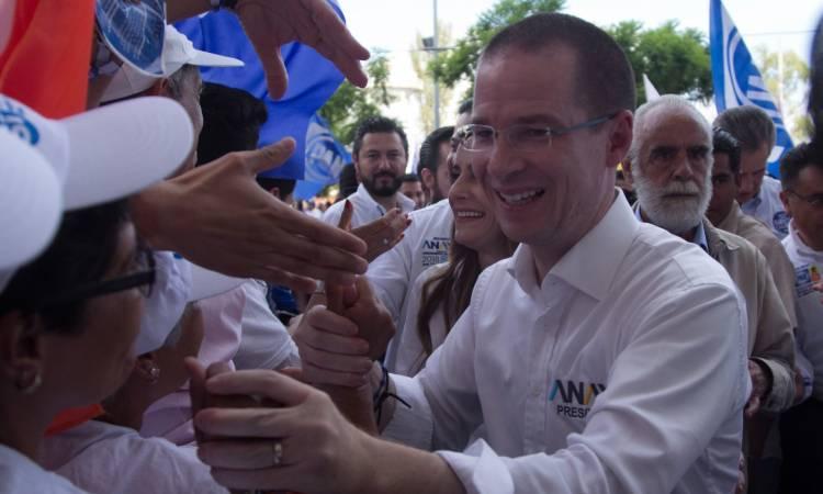 Ricardo Anaya presidencial