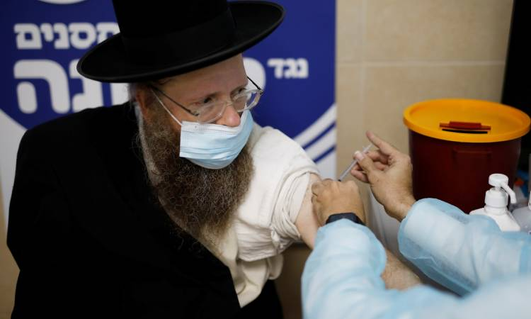 Israel vacunación COVID-19