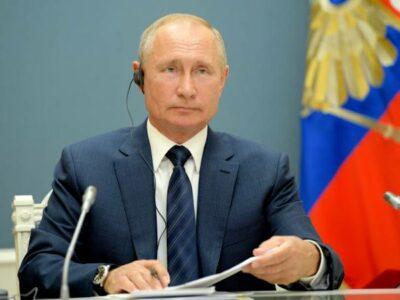 Alexei Navalni Vladimir Putin