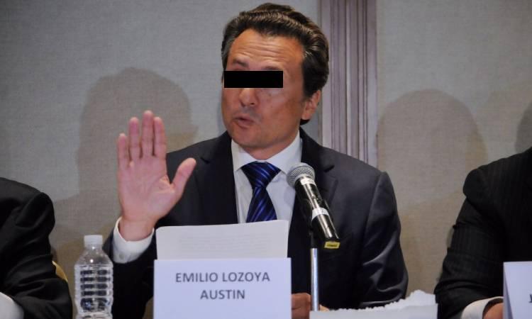 Emilio Lozoya Jorge Luis Lavalle Maury