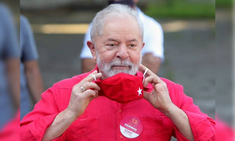 Lula da Silva COVID-19
