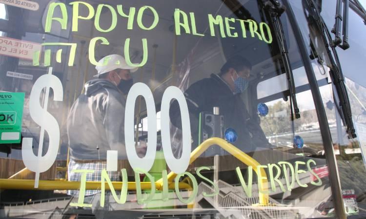 Alternativas incendio Metro