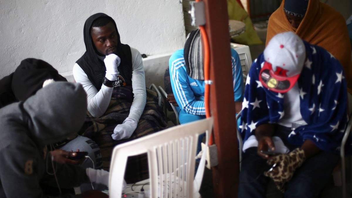 Estados Unidos asilo migrantes