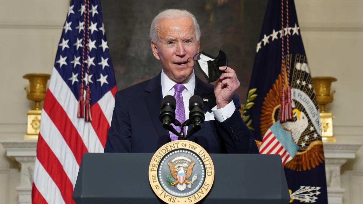 Joe Biden tolerancia cero