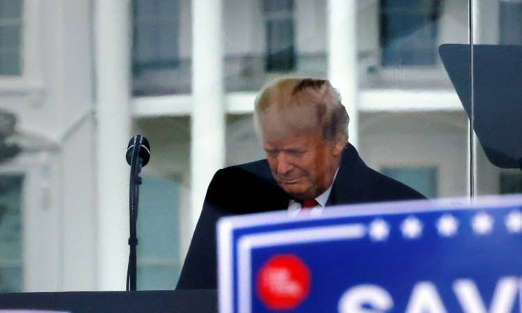 Trump mandato