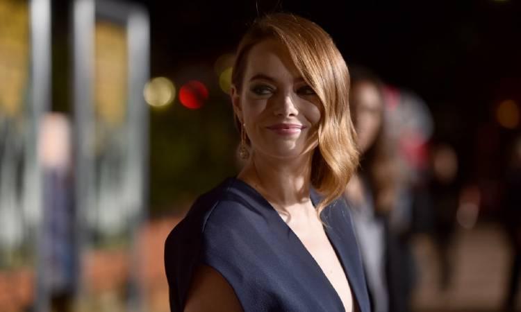 Emma Stone está embarazada