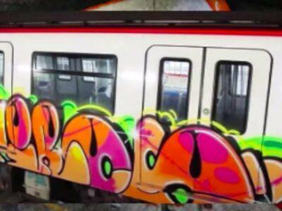 Grafiteros Metro