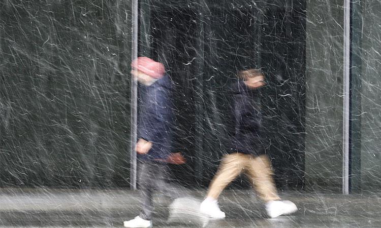 VIDEO: Hace 54 años cayó nieve en la Ciudad de México