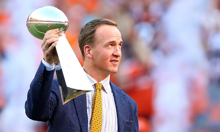 Peyton Manning Salon De La Fama