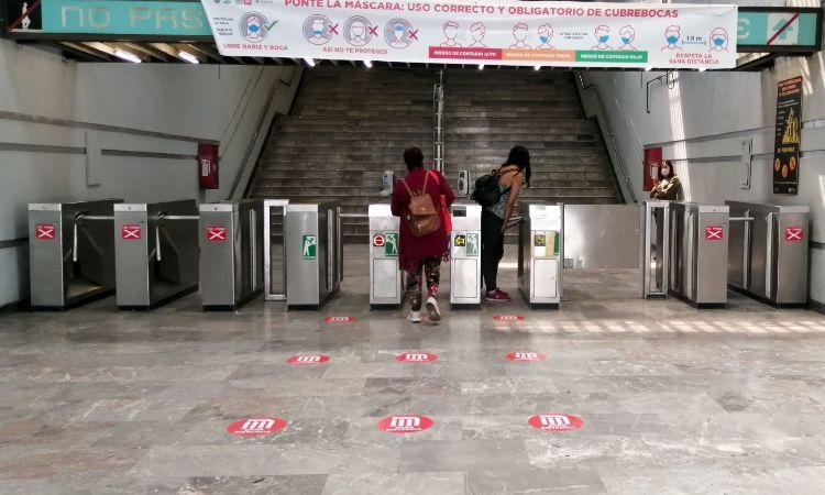 Metro de CDMX reanuda operaciones en estas líneas tras incendio