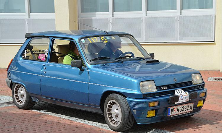 Renault 5, el auto zapatito podría regresar en formato eléctrico
