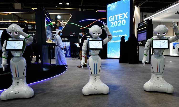 Robots Discuten