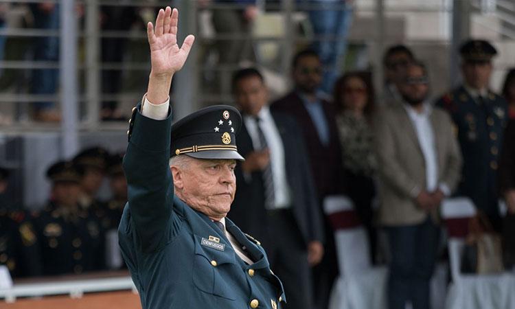 Salvador Cienfuegos: FGR notifica a EU resolución de no acción penal