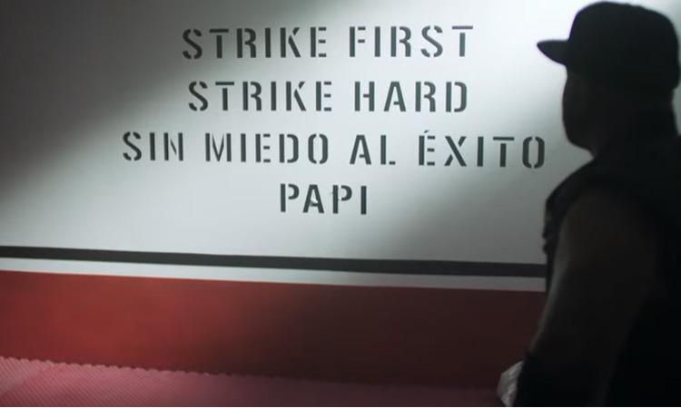 Sin Miego Al Exito Papi Cobra Kai