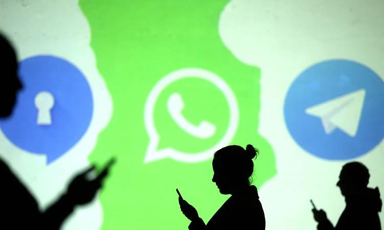 Conoce los datos que recopilan WhatsApp, Telegram y Signal