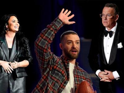 Tom Hanks, Justin Timberlake y Demi Lovato darán bienvenida a Biden