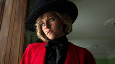 Primea imagen de Kristen Stewart como Lady Di