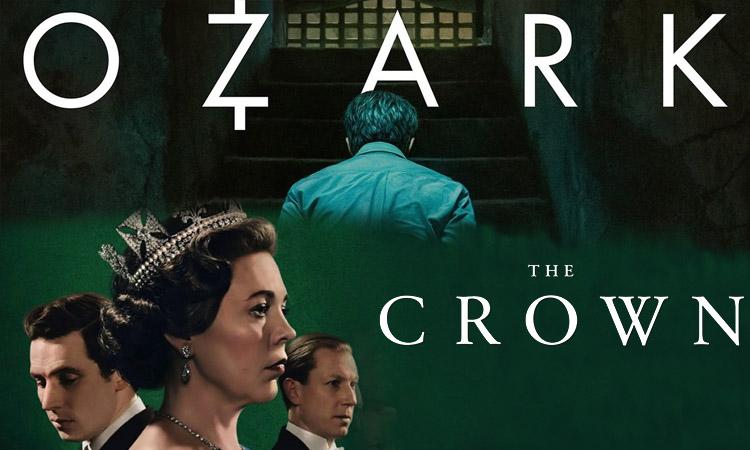 The Crown y Ozark lideran nominaciones a los Critics Choice Awards