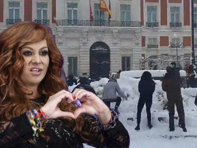españoles cantan al ritmo de Paulina Rubio